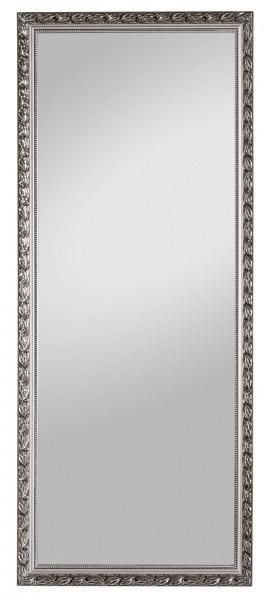 Wandspiegel Dekospiegel Holzrahmenspiegel Jamie silber (HxB) Silber 170x70 cm