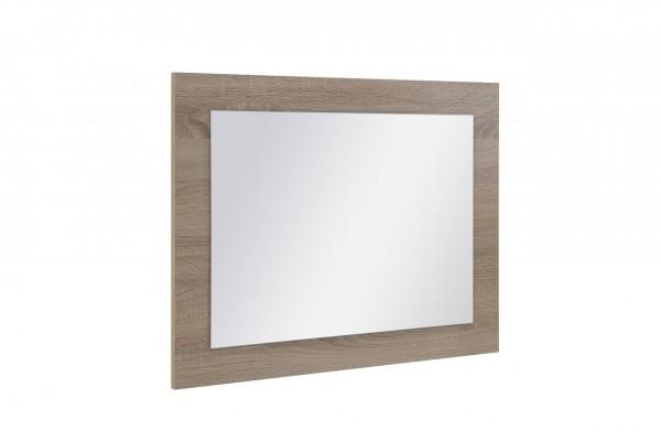 """Wandspiegel """"Elena"""", Sonoma Eiche Dekor, Spiegel, 70 x 59 x 2 cm"""