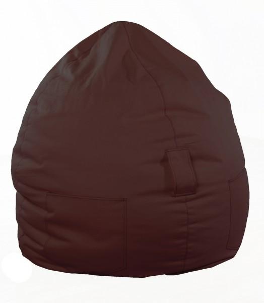 """Kinzler Sitzsack """"Maxi"""" Indoor und Outdoor geeignet 65x75cm oder 75x95cm"""