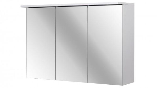 """Spiegelschrank """"Mino"""", weiß, 61,5 x 90 x 28 cm, Badezimmer, Spiegel, Badspiegel"""