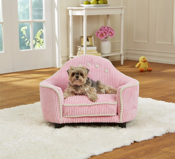 "Hundebett ""Pink-Dream"", pink"