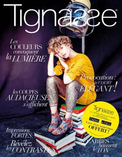 """Lind Coiffeur Images """"Tignasse"""" No. 07, Trendbuch von Alexandre Pattein"""