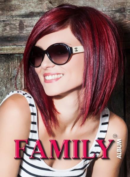 "Lind Frisurenbuch ""Family Album Vol. 50"", Frisurenmagazin, Frisuren"