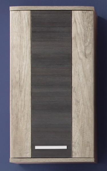 """Hängeschrank """"Monti"""", Eiche/Touchwood, Badezimmerschrank, 40 x 75 x 22 cm"""
