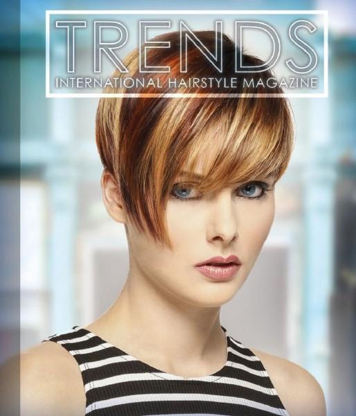 "Lind Coiffeur Images ""Trends"" No. 17, Internationales Frisurenmagazin"