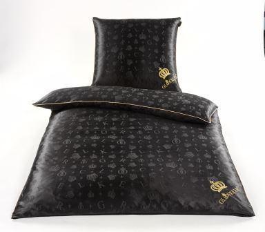 Glööckler Seiden Luxus Bettwäsche, in 2 Größen