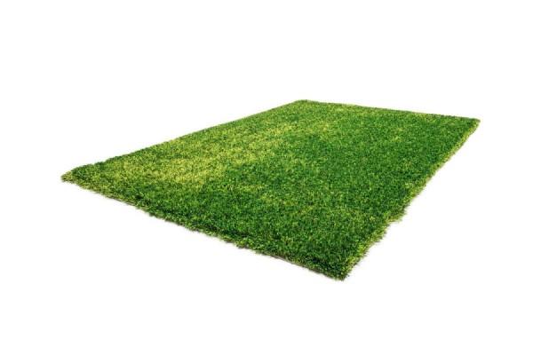 """Beauty.Scouts Hochflorteppich """"Cosy"""" grün 80x150 cm, 120x170 cm, 160x230cm, 200x290cm, 240x330cm"""