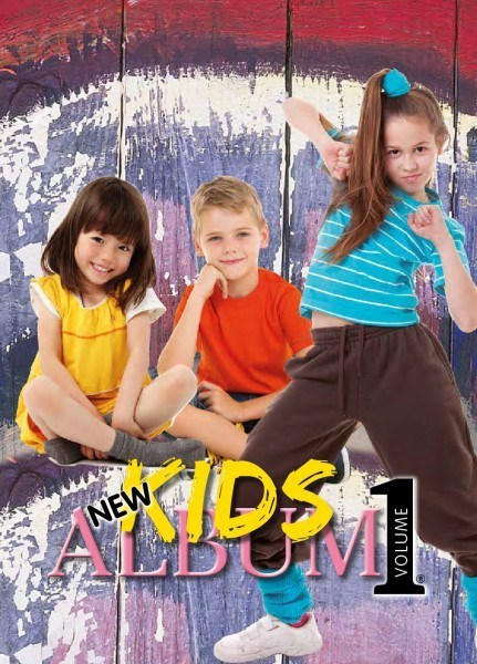"Lind Frisurenberatungsbuch ""New Kids Album"" No.1"