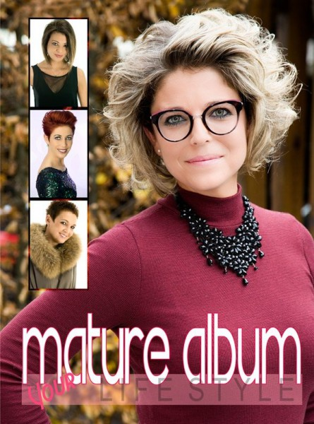 "Lind Frisurenbuch ""Mature Album- Your Lifestyle"" No.1"