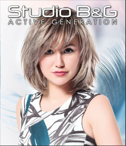 "Lind Coiffeur Images Frisurenbuch ""Active Generation Vol. 2"""