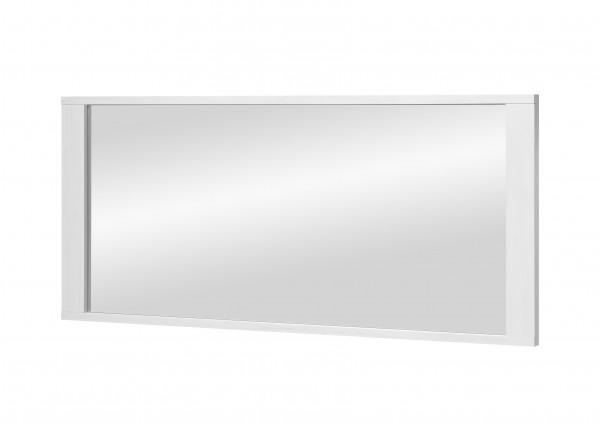 """Spiegel """"Ocean House"""" Wohnzimmerspiegel, Pinie weiß, 150 x 68 x 4 cm, Wohnzimmer"""