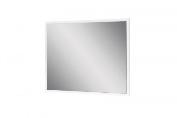 """Wandspiegel """"Judy 1"""", weiß, Badezimmerspiegel, 45 x 60 x 2 cm"""