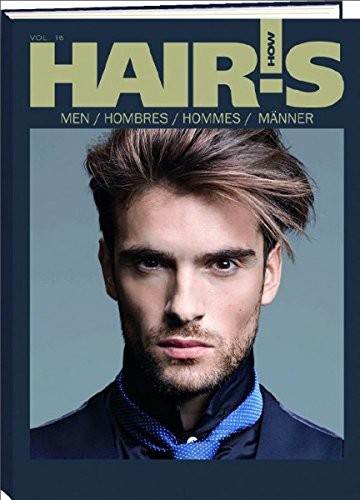 Lind Coiffeur Images Frisurenbuch Hair`s How Men Vol.16