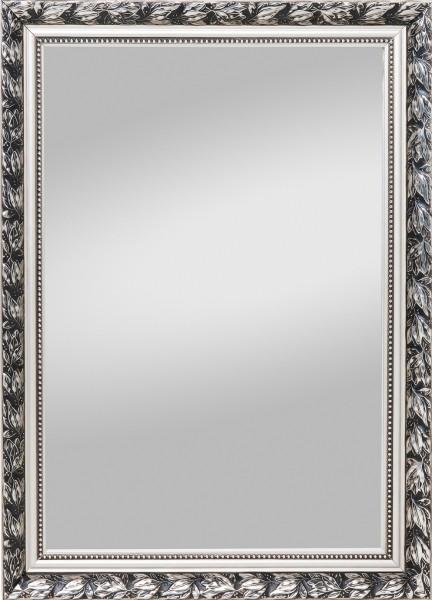 """Spiegelprofi H0035570 Rahmenspiegel PIUS Rahmenspiegel """"Kira"""" , silbern, mit Rahmen, ca. 55 x 70cm Wandspiegel Spiegel"""