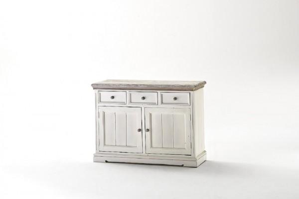 Sideboard, Kommode, Wohnzimmer, Mon Monde I, Kiefer recycelt
