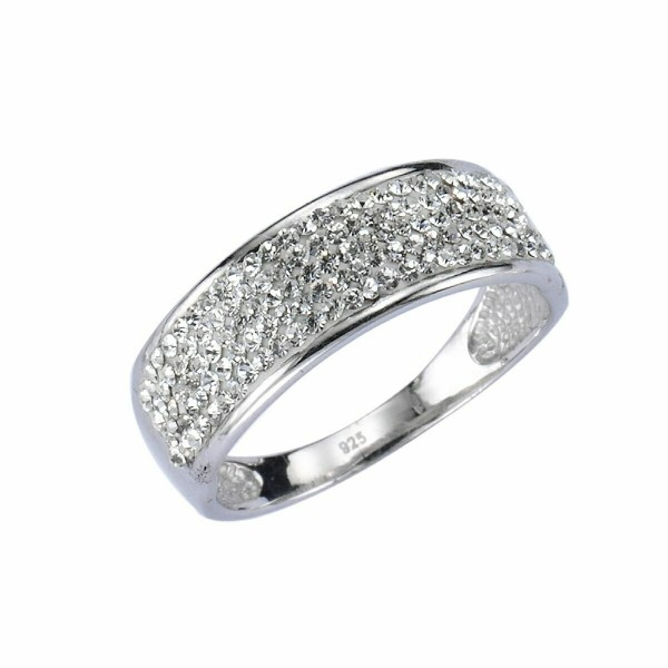 Crystelle - Ring Swarovski Kristalle W.21