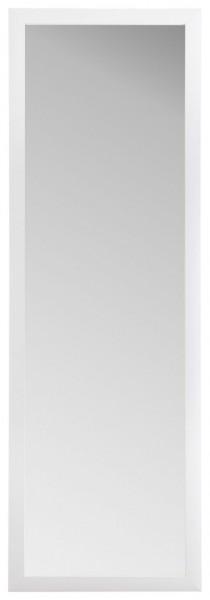 "Spiegelprofi 60014101 Rahmenspiegel VEGAS Rahmenspiegel ""Franzi"", weiß, mit Rahmen, ca. 47 x 147cm Wandspiegel"