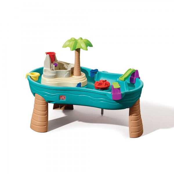 """Wasserspieltisch """"Tropical"""" aus Kunststoff 68,6x107,3x76,2cm Sand- und Wassertisch"""