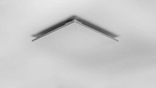 "Deckenheizung ""Otto"" 60x60x4cm weiß 300W Infrarotheizung Heizkörper WiFi-Heizung"