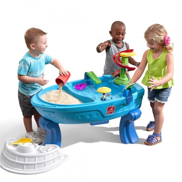 """Wasserspieltisch """"Elizabeth"""" aus Kunststoff 67,3x100,3x71,1cm Sand- und Wassertisch"""