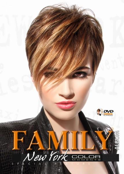 "LIND Frisurenbuch ""Family Album"" Vol. 37 inkl. Technik-DVD-Copy"