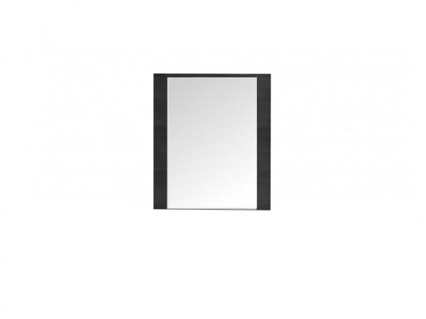 """Spiegelschrank """"Mario"""", Badezimmerspiegel, Spiegel, Esche grau, 60 x 70 x 20 cm"""