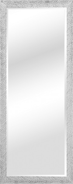 """Spiegelprofi 60205102 Rahmenspiegel MILA Rahmenspiegel """"Ella"""", silber, mit Facette und Rahmen, ca.50 x 150cm Spiegel"""