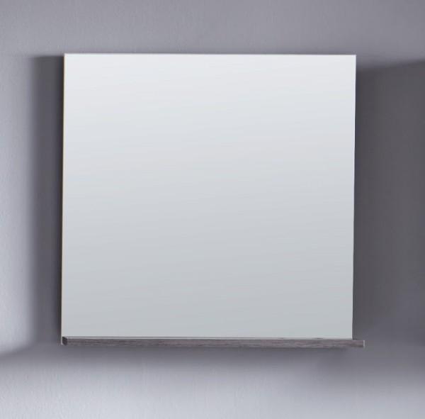 """Wandspiegel """"Melli"""", große Spiegelfläche, Badezimmerspiegel, 60 x 60 x 13 cm"""