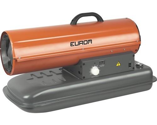 """Ölkanone """"Alene"""" grau/orange 78,8x31,3x41,8cm 20KW Ölofen Heizung Werkstattheizung"""