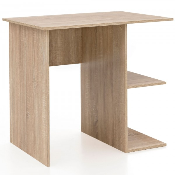 """Schreibtisch """"Franzi"""" Sonoma Eiche Holznachbildung 82x76,5x60cm Computertisch"""