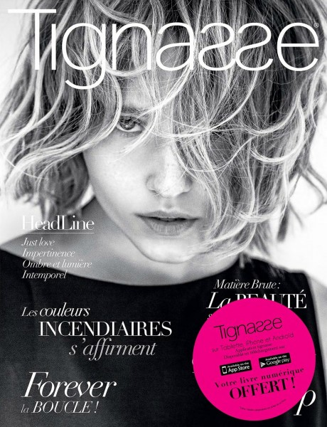 """Lind Coiffeur Images """"Tignasse"""" No. 05, Just Love Trendbuch"""