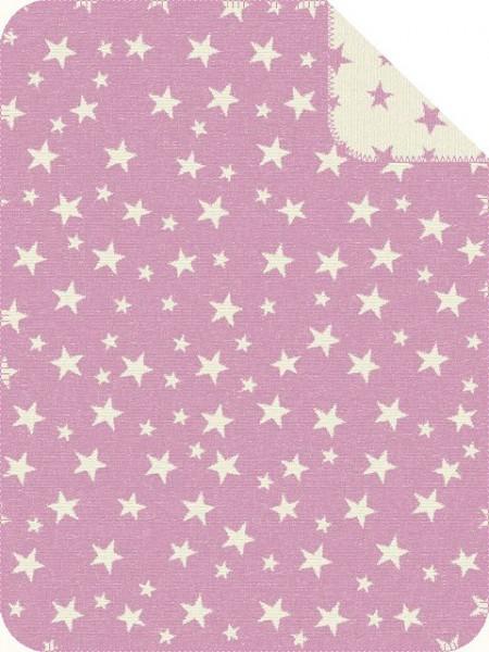 """S.Oliver Premium Baby Jaquard Decke """"My little star"""" 75x100 cm"""