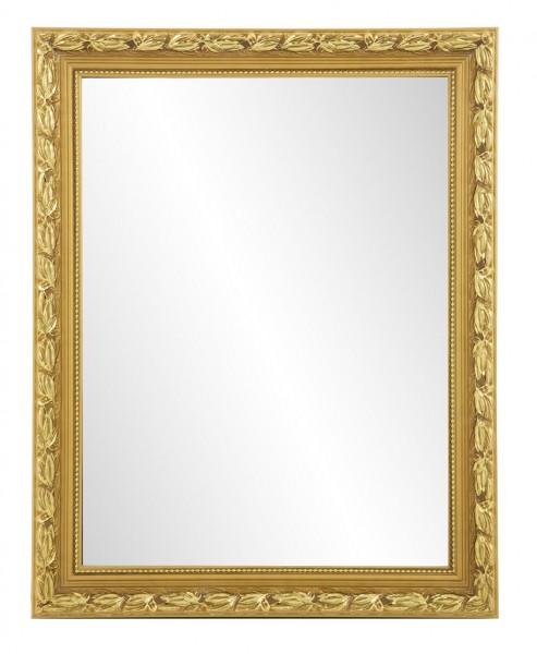 "Rahmenspiegel ""Linda"" gold 55 x 70 cm Wandspiegel Spiegel Wanddekoration"