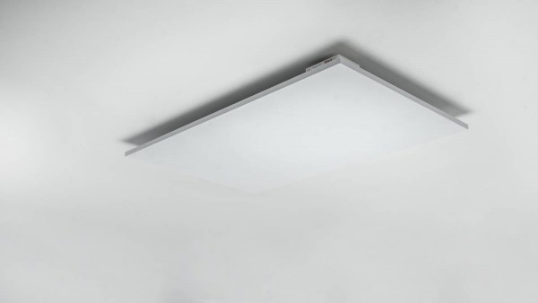 "Deckenheizung ""Karl"" 65x100x4cm weiß 600W Infrarotheizung Heizkörper WiFi-Heizung"