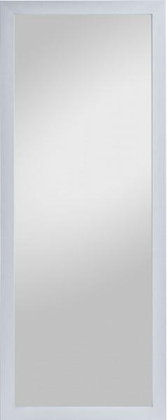 Beauty Scouts Spiegel Wandspiegel Rahmenspiegel Zoé III silber 66x166cm