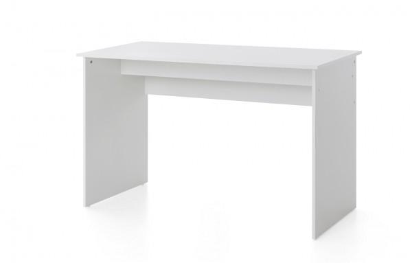 """Schreibtisch """"Anna"""" weiß 125x78,5x60cm Bürotisch Arbeitstisch Büroschreibtisch"""
