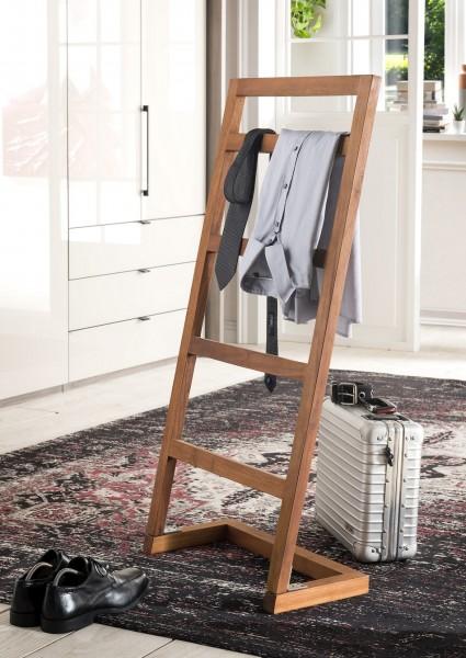 """Handtuchständer """"Trixy"""", Teakholz, 53,5 x 25 x 111 cm, Handtuchhalter, Badezimmer"""
