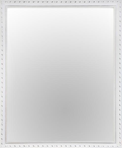 """Spiegelprofi H0230145 Rahmenspiegel LISA Rahmenspiegel """"Lisbet"""", weiß, Rahmen, ca. 45 x 55cm Wandspiegel Spiegel"""