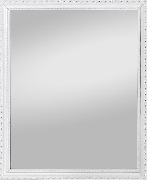 """Spiegelprofi H0230134 Rahmenspiegel LISA Rahmenspiegel """"Elise"""", weiß, mit Rahmen, ca. 34 x 45cm Wandspiegel Spiegel"""