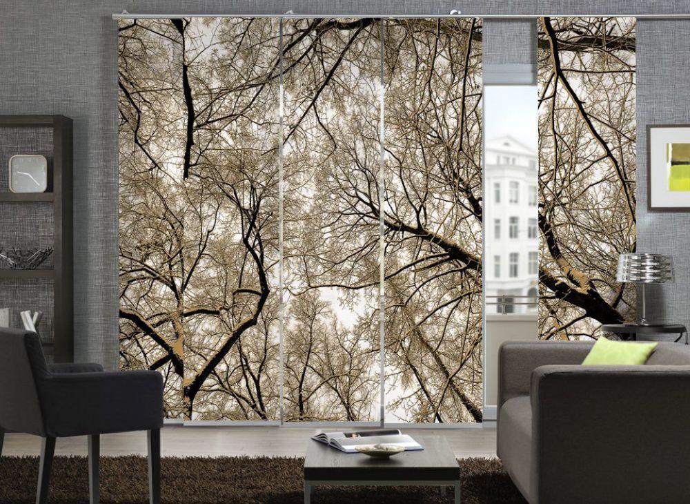 fl chenvorhang 5er set glas pendelleuchte modern. Black Bedroom Furniture Sets. Home Design Ideas