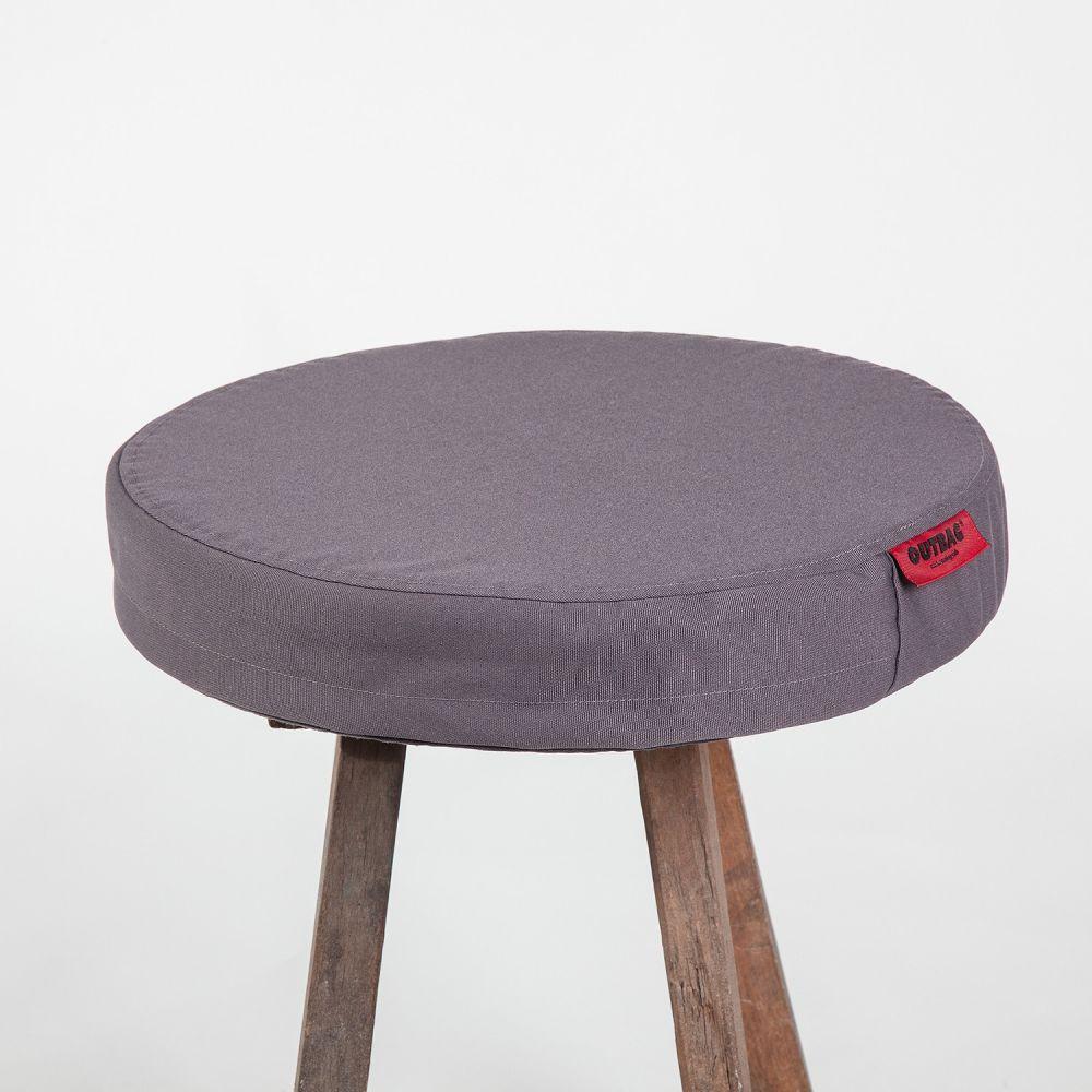 outbag sitzkissen stuhlkissen topper rund disc 45 x h 8. Black Bedroom Furniture Sets. Home Design Ideas