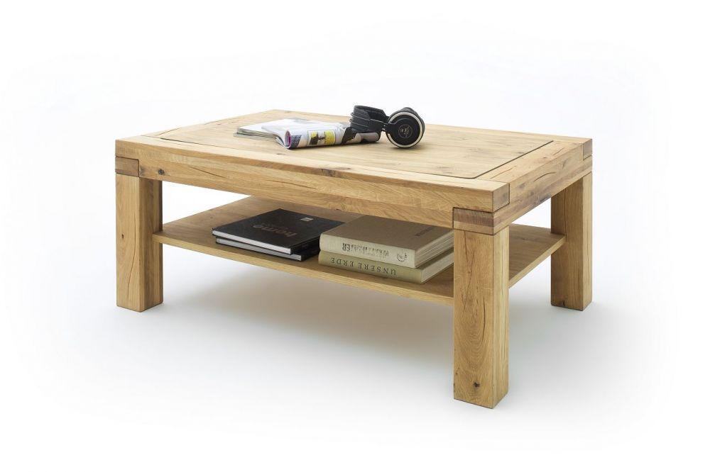 Couchtisch denver couchtisch tisch massivholz for Designer couchtisch wildeiche