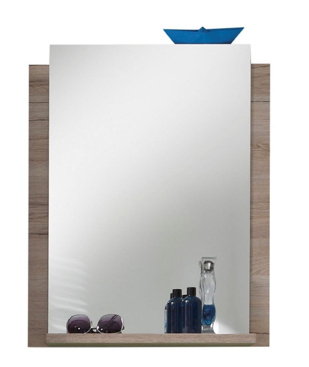 Wandspiegel horsholm badezimmer spiegel mit ablage san for Spiegel ablage badezimmer